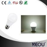 A60 E27 2700k calientan el bulbo blanco del filamento LED de 110V 220V