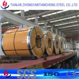 Precision Tisco 201 304 316L 309S 310S de la bobina de acero inoxidable en acero inoxidable