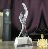 2017 Toekenning van de Trofee van het Schild van de Voltooiing van het Kristal van de Stijl van China de Hete Verkoop Gepersonaliseerde