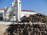 Máquina de trituração material de moedura do minério do cimento e do caulim da suspensão