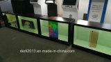 55 indicador transparente da polegada TFT LCD para a exposição e o anúncio