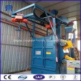 Einfach und einfach, Form-eisentragenden Oberflächenreinigungs-Geräten-/Aufhängungs-Typen Granaliengebläse-Maschine zu handhaben