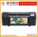 Alimentation de 2 mètres de largeur de la Sublimation Encre imprimante à transfert de chaleur