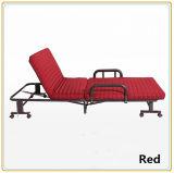 Cama para dormir temporal con colchón de 190 * 100 cm / cama plegable