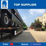 タイタンの手段-半12メートルの長い容器輸送のトレーラー