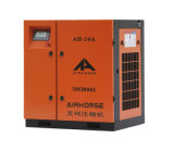 ISO giratório do compressor de ar do parafuso da fonte 7.5kw 10HP de China, Ce, ASME