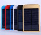 Banco de la energía solar para el iPhone Tablet móvil Solar de carga cargador para teléfono móvil