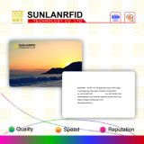 Sunlanrfid Factory Direct Sale RFID Card/Smart Card/PVC Identifikation Card/Paper Ticket Card für Mobile Payment/Access Control From Professional Suppliers China