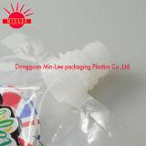 Sachet en matière plastique comique avec le bec pour le liquide de lavage 2L
