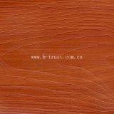 De de houten Film/Folie van de Laminering van pvc van de Korrel voor Meubilair/Kabinet/Kast/Deur 14-047