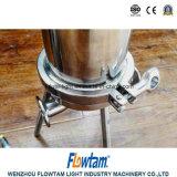 Filtro de membrana Microporous da elevada precisão higiênica do aço inoxidável de F-Gsl