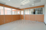 تضمينيّة صنع وفقا لطلب الزّبون نصفيّة زجاج يستعمل مكتب جدار حاجز ([سز-وس567])