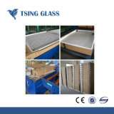 319mm Aangemaakt Glas met Gaten/Opgepoetste Randen voor de Bouw en Meubilair