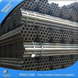 Tubo de acero galvanizado de diámetro bajo