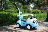 Новый продукт в Интернете на машине слайдов с музыкальным рулевого колеса