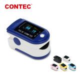 Contec Cms50d Marcação&FDA Oxyo oxímetro de pulso de dedo OLED com alarme a partir de 20 anos de Fabricação