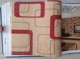 Het niet-geweven Behang van de Decoratie van het Huis van het Ontwerp van de Fabrikant van het Behang van China van het Behang