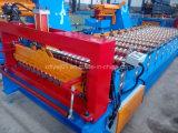 Панель Corruged стального листа плитки толя гальванизированная делая машину
