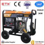 3kw低価格のディーゼル発電機セット