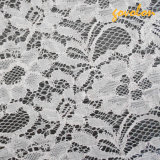 Tela de algodón / poliéster tela / tela de encaje