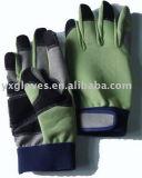 Gant de cuir Split Pig - Gant de travail en cuir - Gant protégé à la main - Gant de travail - Gant de sécurité