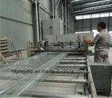 La machine pour la fibre de verre translucides en plastique ondulé Feuille de toiture