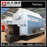 Chaudière industrielle à chaud à chaud au charbon pour la fabrication de vêtement