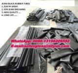 Processus de brossage de jeans & Dry tube en caoutchouc