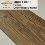 PVC WPC Vinyl Flooring Stripes / Intérieur Revêtement de sol en vinyle