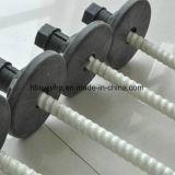 Plástico reforzado con fibra de vidrio sólida Rockbolt FRP