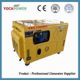 Ensemble de générateur diesel diesel silencieux refroidi par air à 8kw