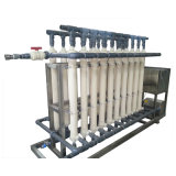 Totalmente automático sistema de filtración de agua mineral.