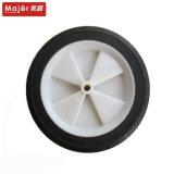 """10inch 10X1.75 """" 공구 손수레를 위한 단단한 고무 바퀴"""