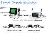 Prodotto di bellezza portatile di cura di pelle dell'ossigeno