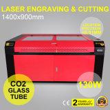 130W二酸化炭素レーザーの彫版の打抜き機1400X900mm