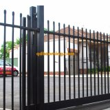 Alta qualità tramite la barriera di sicurezza saldata della parte superiore del germoglio