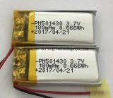 3,7 В 200Ма Li-Po батарея/работа без подзарядки аккумулятора/ Литиевая полимерная перезаряжаемая батарея