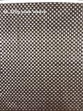 armadura llana de la tela 420g de la fibra del carbón 6K para las decoraciones
