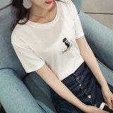 Qualité respirante Plaine à séchage rapide T-Shirt fournisseur