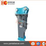Martelo hidráulico do disjuntor das peças de maquinaria da engenharia para a máquina escavadora
