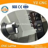 Centro de giro e de trituração do CNC da base Tck32 lisa com cabeça de trituração