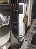 알루미늄 Windows 6을%s 센터를 가공하는 고속 두 배 작업대 CNC