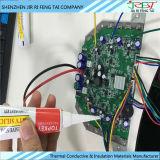 Dissipação de calor eletrônica com silicone Grase