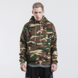Mens Camo Camouflage pull Hoodie Sweat à capuche