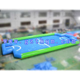 Terrain de football gonflable extérieur pour des enfants des adultes N