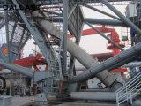 고압 톤량 기업 기술설계 기계를 위한 망원경 유압 렘 기름 실린더