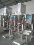 Máquina de enchimento indutiva semiautomática do pó do peso