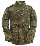 2017 uniforme militar de camuflaje Woodland personalizado