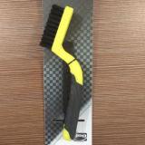 Cepillo del sistema de pulido del alambre / del acero / del PP con la manija plástica (YY-514)