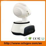 HD de red inalámbrica de seguridad P2p CCTV Wi-Fi cámara IP interior Pan Tilt bebé